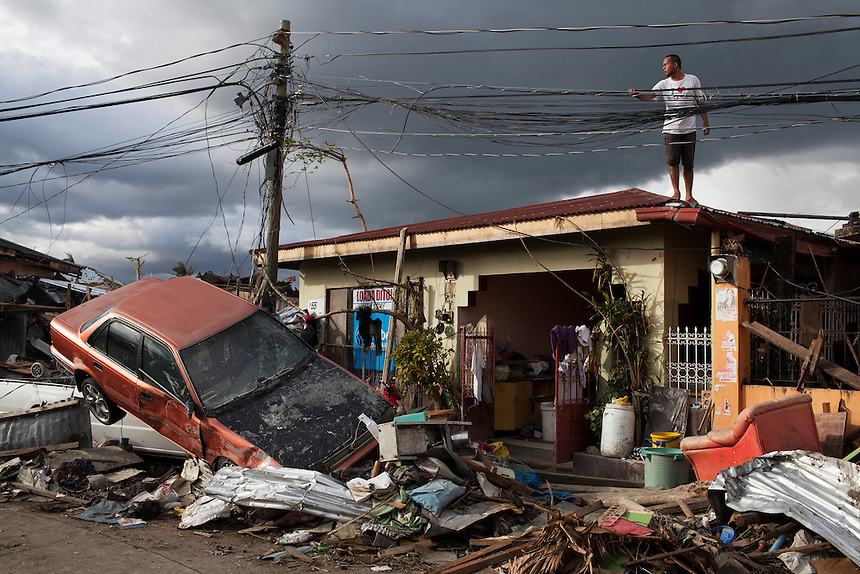The Philippines: Typhoon Haiyan aftermath