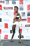 Soca Artist Mauricia Attends Bikini Under The Bridge 2013 Fashion Show Held in BAM Parking Lot, Brooklyn NY
