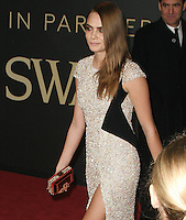 The British Fashion Awards 2014 London