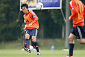 Kengo Nakamura (JPN), April 25, 2012 - Football / Soccer : Japan National Team Training Camp at Akitsu Park football Stadium, Chiba, Japan. (Photo by Yusuke Nakanishi/AFLO SPORT) [1090]