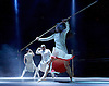 Until The Lions <br /> choreographed and directed by Akram Khan <br /> at The RoundHouse, Chalk Farm, London, Great Britain <br /> 11th January 2016 <br /> <br /> Akram Khan <br /> <br /> Ching-Ying Chien<br /> <br /> <br /> Christine Joy Ritter <br /> <br /> <br /> <br /> <br /> Photograph by Elliott Franks <br /> Image licensed to Elliott Franks Photography Services