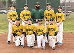 3-28-17, Huron High School freshman baseball team