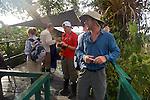 Patrick, Jake & Maggie, Canopy Tower, Tiputini