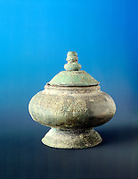 BRONZE INDONESIAN JAR<br />
