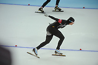 OLYMPICS: SOCHI: Adler Arena, 13-02-2014, 1000m Ladies, Brittany Bowe (USA), ©foto Martin de Jong