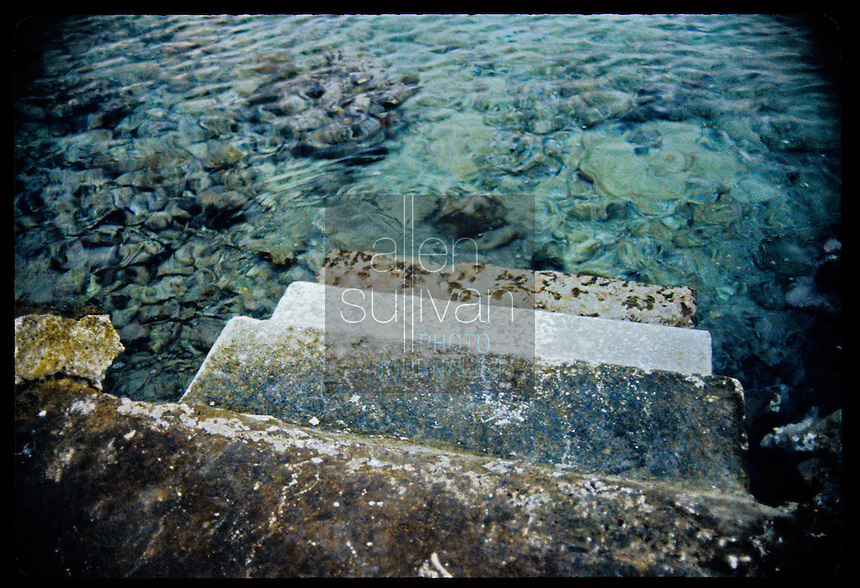 Oak Ridge, Roatan, Bay Islands, Honduras, 1991