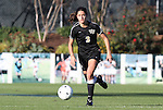 07 November 2010: Wake Forest's Victoria Delbono. The Wake Forest University Demon Deacons defeated the University of Maryland Terrapins 3-1 on penalty kicks after the game ended in a 1-1 tie after overtime at WakeMed Stadium in Cary, North Carolina in the ACC Women's Soccer Tournament championship game.