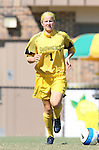 23 September 2007: San Francisco's Katie Hodgson. The University of North Carolina Tar Heels defeated the University of San Francisco Dons 2-0 at Koskinen Stadium in Durham, North Carolina in an NCAA Division I Women's Soccer game, and part of the annual Duke Adidas Classic tournament.