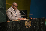 General Assembly Seventy-first session 31st plenary meeting   <br /> Commemoration of the abolition of slavery and the transatlantic slave trade: report of the Secretary-General (A/71/170)<br /> <br /> <br /> Antigo