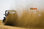Racing at the National Sand Drad Race Association's 2009 Summer Nationals in Avenal, CA May 17, 2009.