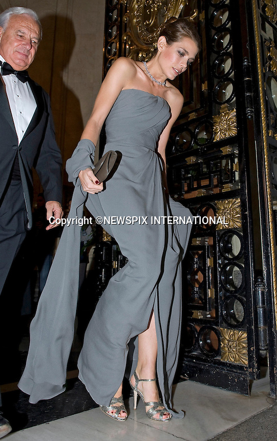 "Madrid, Spain: 22-10-2012 - CHARLOTTE CASIRAGHI.looking stunning as she attends the 'Cartier Exhibition' Gala with Cartier International President and CEO Bernard Fornas at the Museum Thyssen Bornemisza..Mandatory Credit Photo: ©NEWSPIX INTERNATIONAL..                 **ALL FEES PAYABLE TO: ""NEWSPIX INTERNATIONAL""**..IMMEDIATE CONFIRMATION OF USAGE REQUIRED:.Newspix International, 31 Chinnery Hill, Bishop's Stortford, ENGLAND CM23 3PS.Tel:+441279 324672  ; Fax: +441279656877.Mobile:  07775681153.e-mail: info@newspixinternational.co.uk"