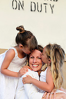 14 June 2013:  Tate, Carrie, Lucy and Casey Berg family photo session in Newport Beach, CA.