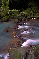 Little stream, Casaroro falls, Valencia