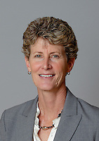 Amy Tucker with Stanford Womem's basketball team. Photo taken on Wednesday, October 2, 2013