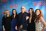 'Waitress' - Theatre Arrivals