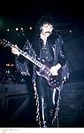 Tony Iommi of Black Sabbath performing on stage in the 1990's<br />&copy; Dave Plastik / RetnaLtd<br />Credit all uses