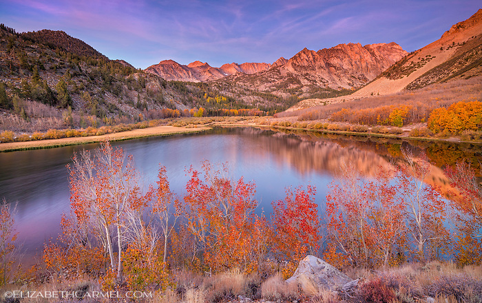 Morning Glow, High Sierra