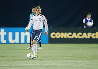 07 March 2012: LA Galaxy midfielder David Beckham #23 in action during a CONCACAF Champions League game between the LA Galaxy and Toronto FC at the Rogers Centre in Toronto..The game ended in a 2-2 draw.