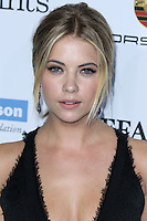 CULVER CITY, LOS ANGELES, CA, USA - NOVEMBER 08: Ashley Benson arrives at the 3rd Annual Baby2Baby Gala held at The Book Bindery on November 8, 2014 in Culver City, Los Angeles, California, United States. (Photo by Xavier Collin/Celebrity Monitor)