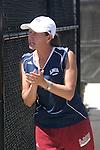 LoyolaMarymount 0809 TennisW vs Portland