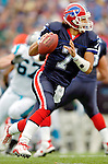 Buffalo Bills quarterback J.P. Losman prepares for a forward pass against the Carolina Panthers on November 27, 2005 at Ralph Wilson Stadium in Orchard Park, NY. The Panthers defeated the Bills 13-9. Mandatory Photo Credit: Ed Wolfstein