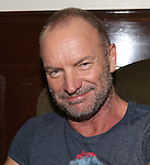 Sting announces he will join 'The Last Ship'