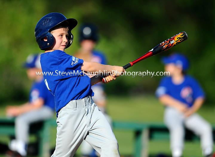 Hebron Baseball - Cubs vs. Tigers