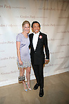 Julie Macklowe and Designer Zang Toi  Attend The Gordon Parks Foundation 2013 Awards Dinner and Auction Held at the Plaza Hotel, NY