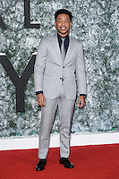 Jacob Latimore at the European premiere of &quot;Collateral Beauty&quot; at the Vue Leicester Square, London. <br /> December 15, 2016<br /> Picture: Steve Vas/Featureflash/SilverHub 0208 004 5359/ 07711 972644 Editors@silverhubmedia.com