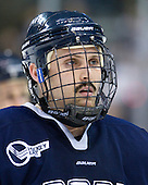 Paul Thompson (UNH - 17) - The University of New Hampshire Wildcats defeated the Miami University RedHawks 3-1 (EN) in their NCAA Northeast Regional Semi-Final on Saturday, March 26, 2011, at Verizon Wireless Arena in Manchester, New Hampshire.
