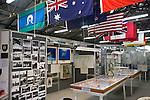 Exhibition at the Torres Strait Heritage Museum.  Horn Island, Torres Strait Islands, Queensland, Australia