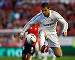 LIGA BBVA. Osasuna  vs Real Madrid. 31/3/2012