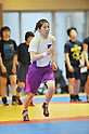 Saori Yoshida, JUNE 25, 2011 - Wrestling : Wrestling Japan National Team Training at National Training Center, Tokyo, Japan.(Photo by Atsushi Tomura/AFLO SPORT) [1035]