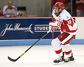 Wade Megan (BU - 18) - The visiting Northeastern University Huskies defeated the Boston University Terriers 6-5 on Friday, January 18, 2013, at Agganis Arena in Boston, Massachusetts.