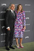 LOS ANGELES, CA. October 29, 2016: Actress Kelly Lynch &amp; husband Mitch Glazer at the 2016 LACMA Art+Film Gala at the Los Angeles County Museum of Art.<br /> Picture: Paul Smith/Featureflash/SilverHub 0208 004 5359/ 07711 972644 Editors@silverhubmedia.com