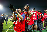 Photographers at the FIFA World Cup 2002.