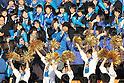 (Yasuhito Wakita),.JANUARY 9, 2012 - Football / Soccer :.90th All Japan High School Soccer Tournament final match between Ichiritsu Funabashi 2-1 Yokkaichi Chuo Kogyo at National Stadium in Tokyo, Japan. (Photo by Hiroyuki Sato/AFLO)
