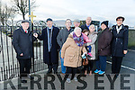 frustration of people with mobility issues not able to access Rath Cemetery through the  gates at  bank holiday and weekends Pictured  l-r Micheal Kerins, Gabriel Kerins, John O'Sullivan, Thomas Trant, Euphemia Fitzgibbon, Natalie Arus, Garry Moore, Denise McMahon, Mandy Trant with  Cllr Norma Foley