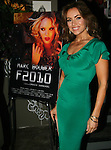 Lisa Robinson attends MARC BOUWER's EXCLUSIVE SCREENING of the FW2010 film starring CANDICE SWANEPOEL at the Leo Kesting Gallery , New York-   -February 18, 2010