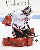 Chris Rawlings (Northeastern - 37) - The Northeastern University Huskies defeated the visiting Boston College Eagles 2-1 on Saturday, February 19, 2011, at Matthews Arena in Boston, Massachusetts.