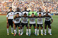 Philadelphia Union starting eleven. The Philadelphia Union defeated Everton FC 1-0 during an international friendly at PPL Park in Chester, PA, on July 20, 2011.