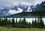 Amethyst Lakes, Tonquin Valley, Japer National Park, Alberta, Canada