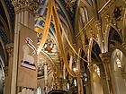 Apr. 7, 2015; Basilica of the Sacred Heart Interior. (Photo by Matt Cashore/University of Notre Dame)
