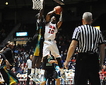 "Ole Miss' Ladarius White (10) vs. Coastal Carolina at the C.M. ""Tad"" Smith Coliseum in Oxford, Miss. on Tuesday, November 13, 2012. (AP Photo/Oxford Eagle, Bruce Newman)"