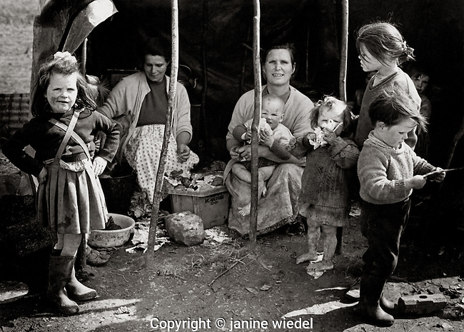Irish Tinker, A Portrait of Irish Travellers in the 1970s - A NEW iBook