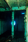 Air Storage, USS Kittiwake, Grand Cayman