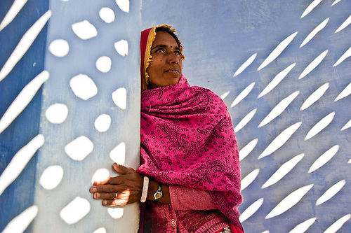 An Indian woman who, once uneducated and without a workable skill, through the work of Barefoot College has become the engineer of a solar desalinization plant.