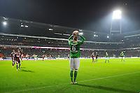Fussball Bundesliga 2012/13: Bremen - Nuernberg