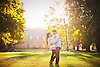 Heather & Chase Engagement Photography Session at Regent University in Virginia Beach, VA