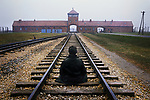 Auschwitz, Poland, 2005<br />